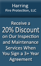 Special Offer, Fire Protection Services in Williamstown, NJ